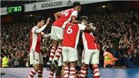 Arsenal 3-1 Aston Villa: Bằng điểm MU, Pháo thủ tấn công Top 6