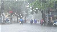 Từ đêm 15 đến ngày 19/8, mưa lớn gia tăng, Đông Bắc Bộ có nơi đặc biệt mưa to