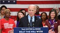 Bầu cử Mỹ 2020: Ứng cử viên Joe Biden chiến thắng cuộc bầu cử sơ bộ tại Hawaii