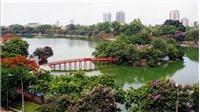 Cuộc thi thiết kế công trình cột mốc Km 0 ở hồ Hoàn Kiếm, Hà Nội