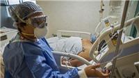 6.844.705 ca mắc bệnh viêm đường hô hấp cấp COVID-19, trong đó có 398.141 ca tử vong