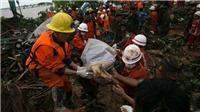 Lở đất tại Myanmar, ít nhất 50 người thiệt mạng