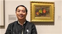 Vĩnh biệt nhà sưu tập tranh Nguyễn Chí Sơn: Người đến với tranh bằng trái tim chân thành