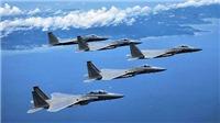 Nhật Bản thay đổi chính sách điều động máy bay chống đe dọa xâm phạm không phận