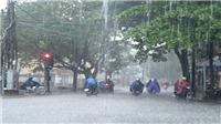 Miền Bắc hửng nắng, Miền Trung và miền Nam mưa dông về chiều