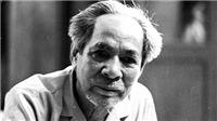 100 năm Ngày sinh nhà thơ Tế Hanh (20/6/1921-2021): Dòng sông thơ vẫn không ngừng chảy trôi