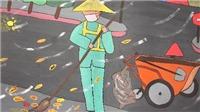 Thư gửi Robot Citizen: Chị lao công và 4 tên cướp