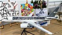 Airbus mời nghệ sĩ danh tiếng Cyril Kongo vẽ lên máy bay