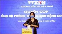 TTXVN quyên góp ủng hộ công tác phòng, chống dịch Covid-19