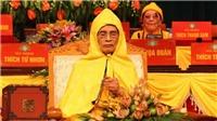 Đại lão Hòa thượng Pháp chủ Giáo hội Phật giáo Việt Nam Thích Phổ Tuệ viên tịch ở tuổi 105