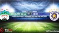 Soi kèo nhà cái HAGL vs Hà Nội. VTV6. VTV5. BĐTV. Trực tiếp bóng đá Việt Nam hôm nay