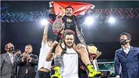 Thu Nhi và cảm hứng cho boxing Việt Nam