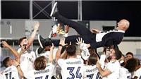 Real Madrid đếm ngày tới quảng trường Cibeles?