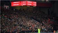 Liverpool: Tin vào một điều kì diệu ở Anfield?
