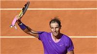 Tennis: Rafael Nadal sẽ là ông vua sắp thoái vị?