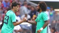 Real Madrid: Miguel Gutierrez đang tiễn Marcelo về vườn