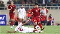 'Tân binh tuyển Việt Nam khó có suất đi UAE'