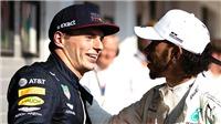 F1: Hamilton và mối đe dọa từ Verstappen