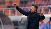 Atletico: Simeone tự dâng chiến thắng cho Tuchel