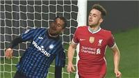 Atalanta: Khó có thể gây bất ngờ ở Anfield