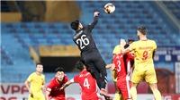 Chuyên gia Trần Bình Sự: 'HLV Park Hang Seo có lý khi không gọi Nguyên Mạnh'