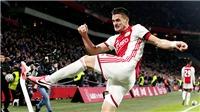 Ajax vs Liverpool: Tadic, tỏa sáng để khiến Liverpool nuối tiếc