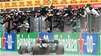 Thắng GP Bồ Đào Nha, Hamilton phá kỷ lục của Schumacher