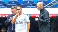 Real Madrid: Hazard mơ làm Zidane của năm 2002