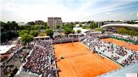 Roland Garros: Giãn cách kiểu Pháp