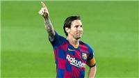 Như Trái đất chỉ quay một vòng, Messi vẫn ở Camp Nou