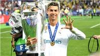 Cristiano Ronaldo: Người Madrid và sự phản bội ở Kiev