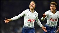 Tại sao Eriksen khó thay thế ở Tottenham?