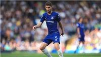 M.U tính 'chơi lớn', hốt cả Hazard và Jorginho từ Chelsea