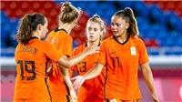 Bóng đá nữ Olympic 2021: Hà Lan vượt trội & dấu hỏi dành cho Mỹ