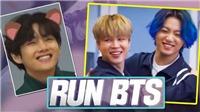 'Chết cười' với những khoảnh khắc chơi bóng bàn của BTS, Jungkook đỡ bóng bằng cơ bụng…