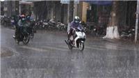 Từ đêm 15/8 đến ngày 20/8, vùng xoáy thấp gây mưa lớn tại Bắc Bộ