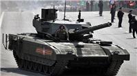 6 nước muốn mua dòng xe tăng mới nhất T-14 Armata của Nga