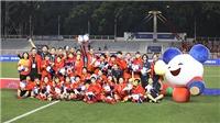 Sau HLV Park Hang Seo, HLV Mai Đức Chung nhận thưởng kỷ lục