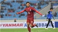 Thái Lan lên kế hoạch cho cầu thủ trẻ đá AFF Cup