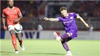 Sài Gòn FC không đặt mục tiêu vô địch
