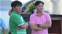 CLB TPHCM ra mắt HLV Trần Minh Chiến