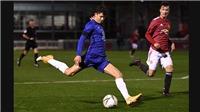 Thái Lan đưa tiền đạo của Chelsea về giải U23 châu Á
