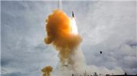 Mỹ thử nghiệm tên lửa đạn đạo xuyên lục địa