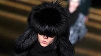 Thương hiệu thời trang Saint Laurent nói 'không' với lông thú