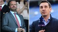 MU: Gary Neville lại tự hỏi tại sao Ed Woodward chưa bị sa thải