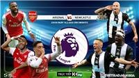 Soi kèo nhà cái Arsenal vs Newcastle. K+PM trực tiếp vòng 26 Giải ngoại hạng Anh