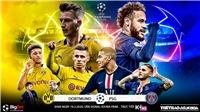Soi kèo nhà cái Dortmund vs PSG. Trực tiếp K+NS. Trực tiếp Cúp C1 châu Âu