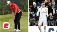 Gareth Bale: 'Tôi không hiểu sao mình bị chỉ trích vì thích chơi golf'