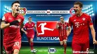 Soi kèo bóng đá Leverkusen vs Bayern Munich. Vòng 30 Bundesliga. Trực tiếp FOX Sports