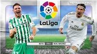 Soi kèo nhà cái Betis vs Real Madrid. Vòng 3 La Liga. Trực tiếp BĐTV